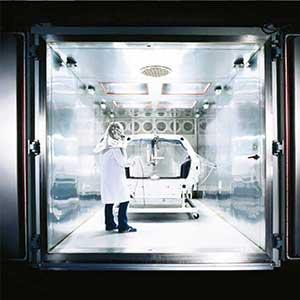 汽车综合环境试验仓|整车环境试验舱|汽车环境模拟室