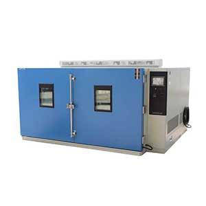 步进式高低温试验箱|双开门高低温